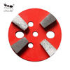 Circular Metal Grinding Plate for Concrete Dry And Wet Use Grinding Stones