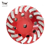 Bevel Wheel Metal Bond Diamond Concrete Grinding Wheel