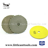 Dry Polishing Pad Suitable on Backer Pad