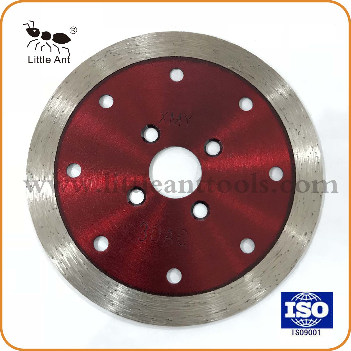 Diamond Wet Saw Blade 114MM for Granite Marble Black